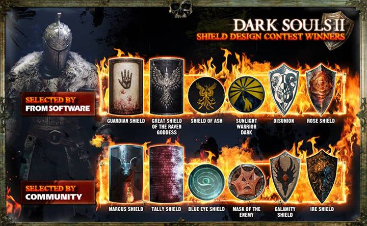 Dark Souls 2 Wiki: Speculation Shields