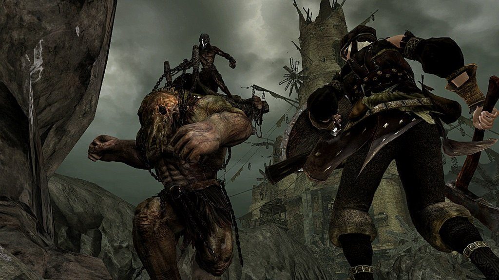 Dark Souls 2 Wiki: Enemies-Harvest Valley