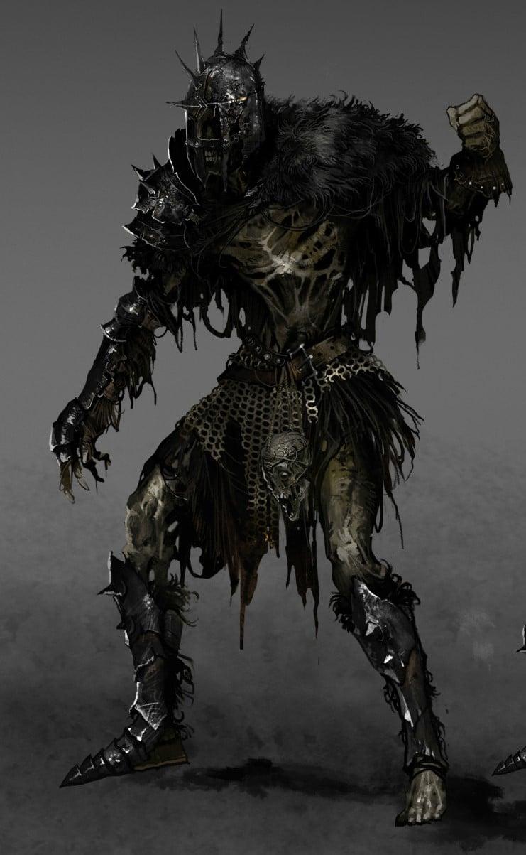 Best Gift Dark Souls 2 Swordsman - Gift Ideas