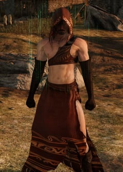 Desert Sorceress Set M