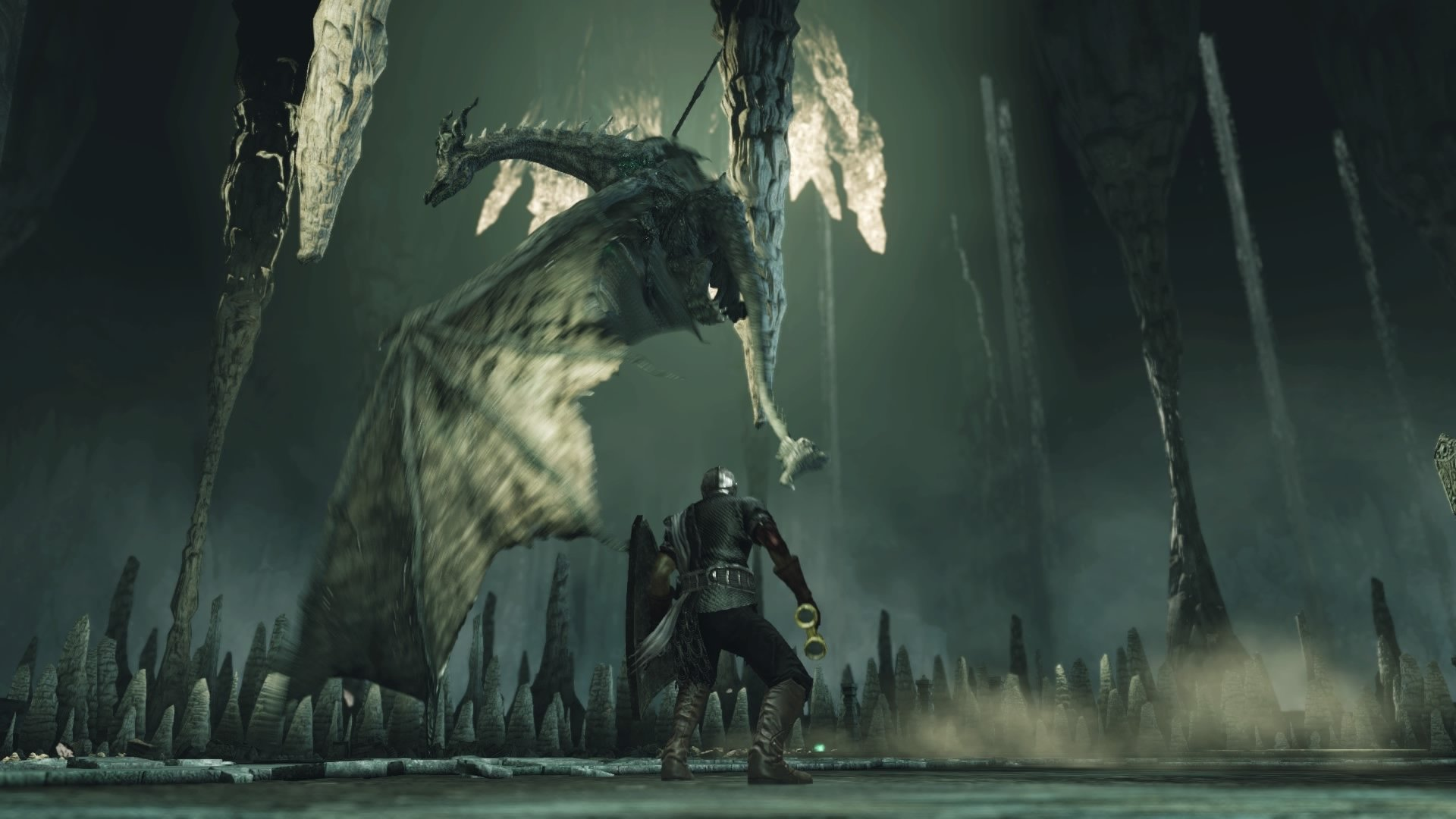 Dark Souls 2 Wiki: Sinh, The Slumbering Dragon