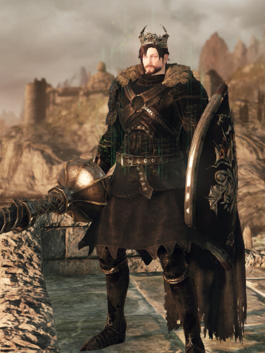 The Lightning King | Dark Souls 2 Wiki