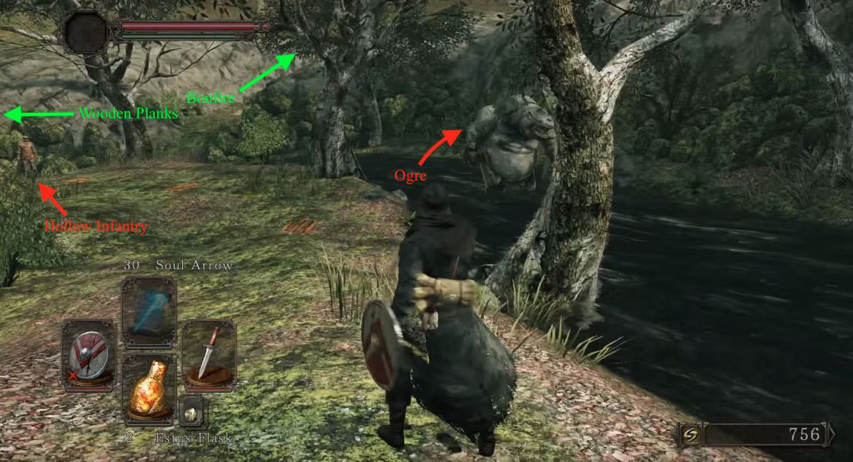 Forest of Fallen Giants | Dark Souls 2 Wiki