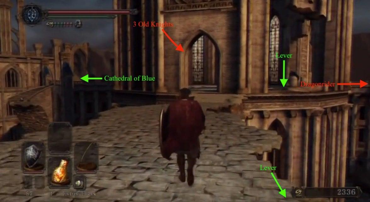 Heide's Tower of Flame | Dark Souls 2 Wiki