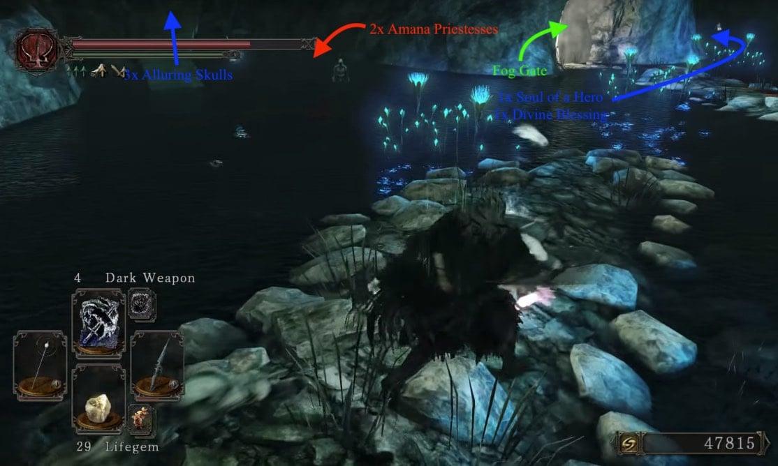 Shrine of Amana | Dark Souls 2 Wiki
