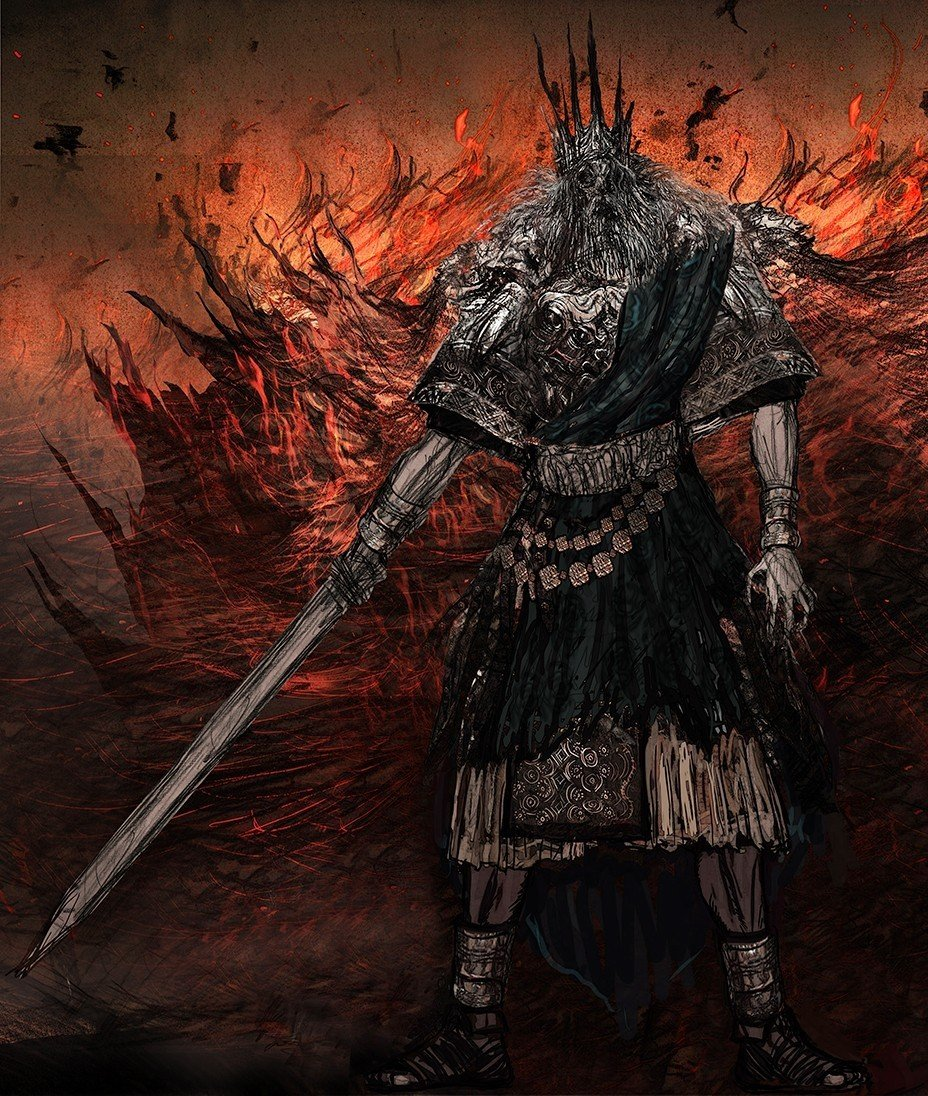 Flame Knight | Dark Souls 2 Wiki